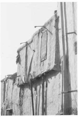 Kabul hut 2005